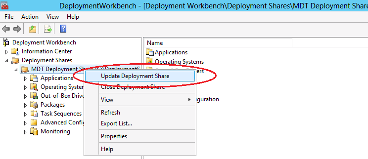 MDT 2012: Customizing Task Sequence Label | JDeployment