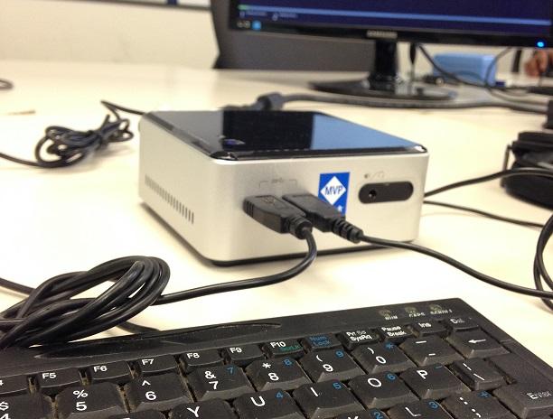 Intel® NUC Kit D54250WYKH
