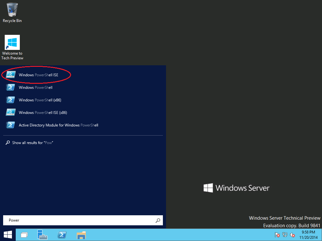 PowerShell: Creating a new Active Directory Forest in