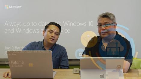 Soon: Windows 10 & WaaSWebinar!